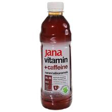 Jana Vitamin+Caffeine Nezagazirano piće naranča & karamela 500 ml