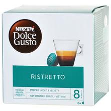 Nescafe Dolce Gusto Ristretto kava, 16 kapsula, 104 g