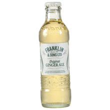 Franklin Original Ginger Ale gazirano piće bez glutena 0,2 l