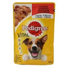 Pedigree Vital Protection Hrana za pse govedina u želeu 100 g