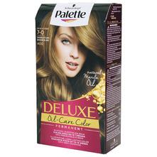 Palette Deluxe 7-0 srednje plava 400 boja za kosu