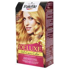 Palette Deluxe 9-55 med zlatnog sjaja 345 boja za kosu