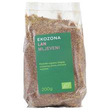 Ekozona Lan mljeveni 200 g