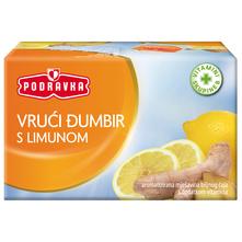 Podravka Čaj vrući đumbir s limunom 40 g