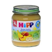 Hipp Kašica banana i breskva 125 g
