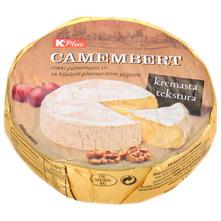 K Plus Cammembert meki sir 125 g