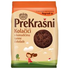 PreKrašni Kolačići s komadićima tamne čokolade 200 g