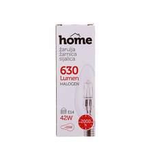 Home Halogena žarulja 42W E14