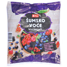 K Plus Šumsko voće 750 g
