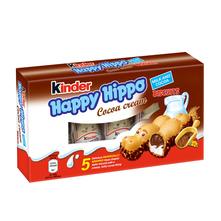 Kinder Happy Hippo Punjeni hrskavi vafel cacao 5x20,7 g