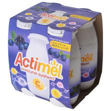 Actimel Jogurtni napitak kupina-borovnica 4x100 g