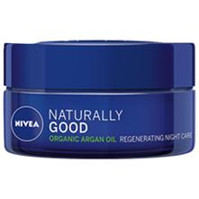 Nivea Naturally Good Noćna krema 50 ml