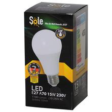 Sole LED žarulja 15W E27