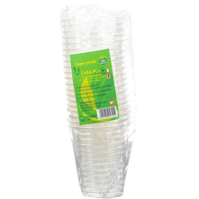 Biorazgradive čaše 250 ml 20/1