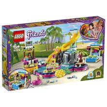 Lego Andrein tulum na bazenu
