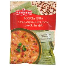 Podravka Bogata juha s vrganjima i heljdom 70 g