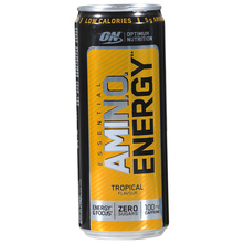 Optimum Nutrition Amino Energy Napitak tropical 330 ml