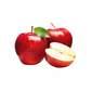 Crveni delišes jabuka