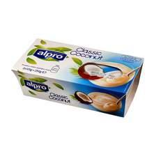 Alpro Desert od soje s kokosom 2x125 g