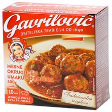 Gavrilović Mesne okruglice u umaku od rajčica 300 g