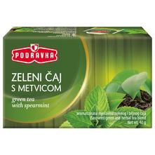 Podravka Zeleni čaj s metvicom 40 g