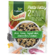Colfiorito Rapide Bonta Mješavina sjemenki ječam, pir, crni grah, žuta leća i pšenica 250 g
