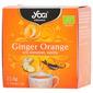Yogi Organic Ginger Orange Čaj 21,6 g