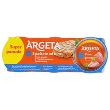 Argeta Pašteta od tunjevine 3x95 g