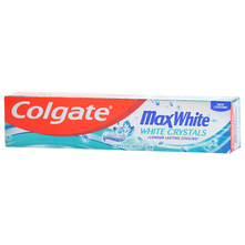 Colgate Max White White Crystals Zubna pasta crystal mint 125 ml