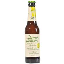 Estrella Damm Pivo limun 0,33 l