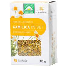 Agristar Čaj kamilica cvijet 80 g