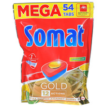 Somat Gold lemon&lime 54 tableta