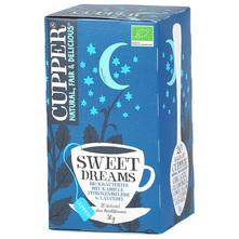Cupper Sweet Dreams Čaj kamilica, matičnjak i lavanda 30 g