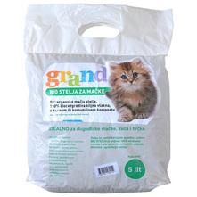 Grand Bio stelja za mačke 5 l