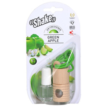 Shake Osvježivač green apple 2x4,5 ml