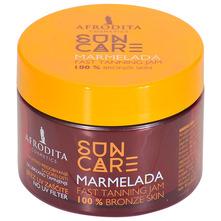 Afrodita Sun Care Marmelada za ubrzano tamnjenje 200 ml