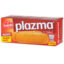 Bambi keks plazma family pack 450g