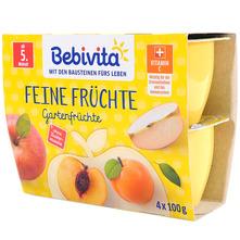 Bebivita Desert jabuka, breskva, marelica 4x100 g