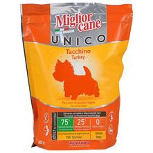 Miglior Cane Unico Adult Hrana za pse puretina 800 g