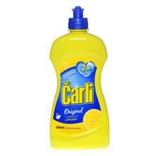Čarli Orginal limun deterdžent za pranje suđa 500 ml