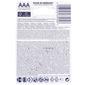 Varta Baterije AAA LR03 MN2400 6/1
