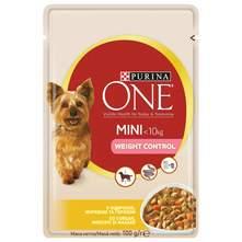 Purina One Mini Weight Control Hrana za pse puretina, mrkva i grašak 100 g