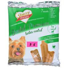 Stuzzy Friends Dental Premium Tartar Control Mini Poslastica za pse 110 g