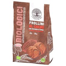 L' Albero del Bio Gandola Keks pšenični s kakaom 350 g