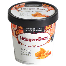 Haagen-Dazs Sladoled peanut butter crunch 460 ml