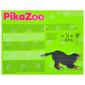 PikaZoo Podloga za kućne ljubimce 40x60 cm 30/1
