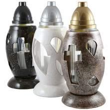 Lampion elektronski keramički 200 dana razne boje