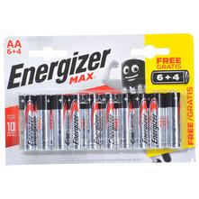 Energizer Max Baterije AA-LR6 10/1