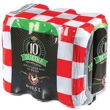 Pivovara Daruvar Desetka Svijetlo pivo 6x0,5 l