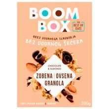 Boom Box Zobena granola s čokoladom i bademima 300 g